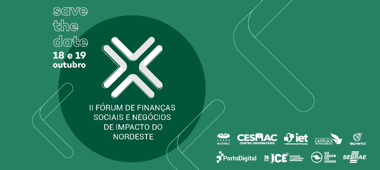 II Fórum de Finanças e Negócios Sociais do Nordeste