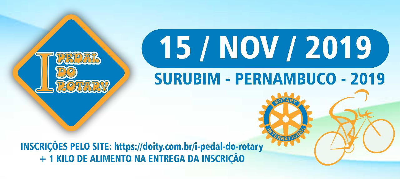 I Pedal do Rotary