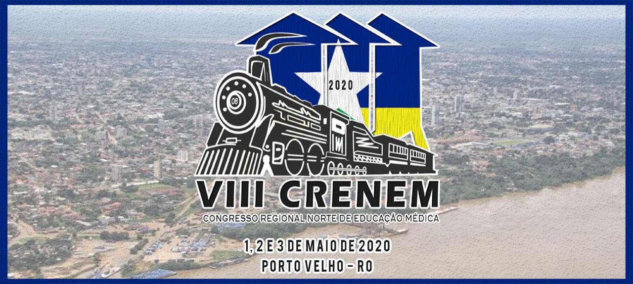 VIII Congresso Regional Norte de Educação Médica - CRENEM 2020