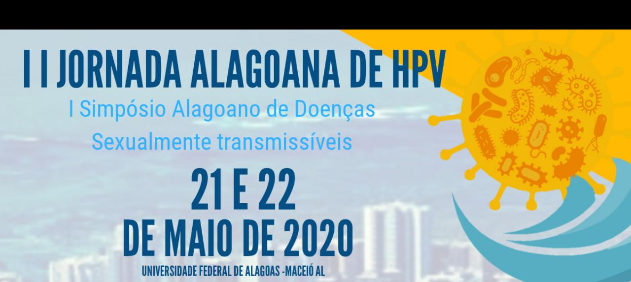 II Jornada Alagoana de HPV  e I Simpósio Alagoano de DST's