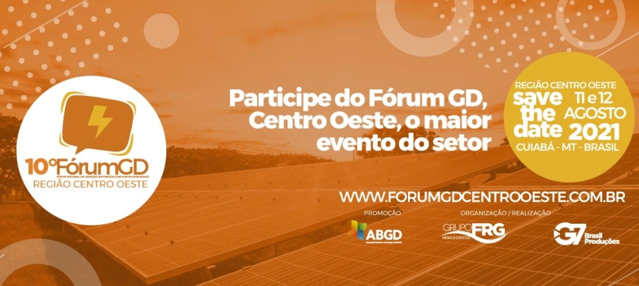 8º FÓRUM GD - REGIÃO CENTRO OESTE