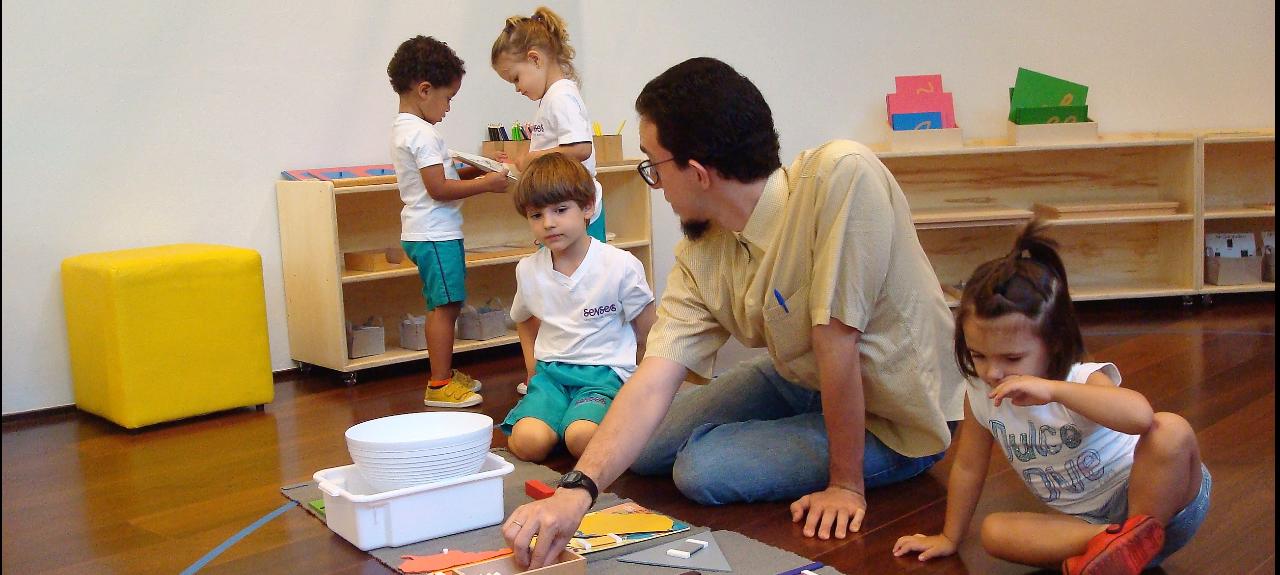 Introdução ao Método Montessori com Gabriel Salomão - JULHO 2020
