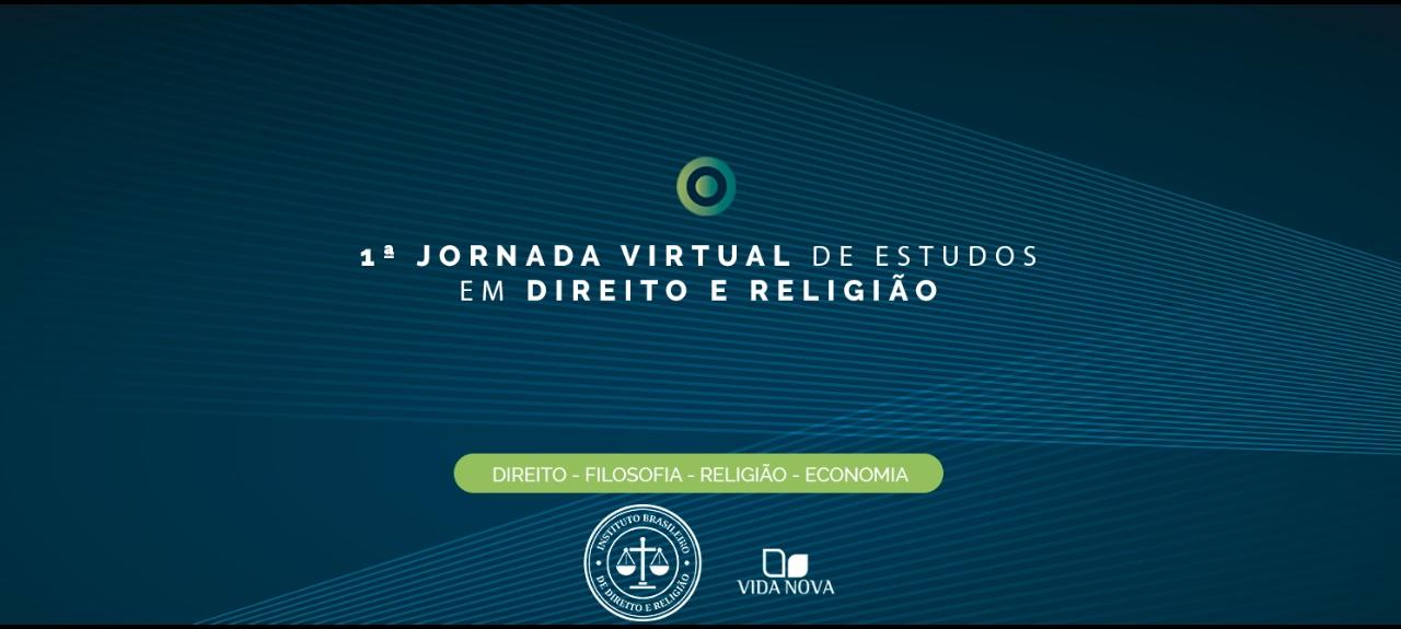 1ª Jornada Virtual de Estudos em Direito e Religião