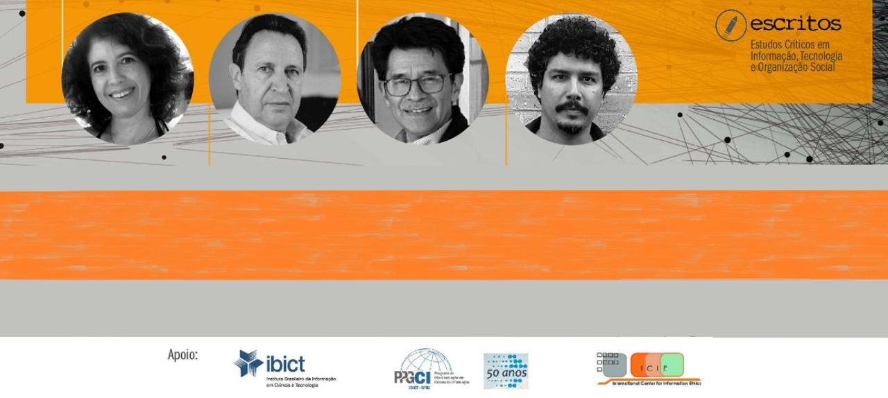 SEMINÁRIO INTERNACIONAL DE ESTUDOS CRÍTICOS EM INFORMAÇÃO, TECNOLOGIA E ORGANIZAÇÃO SOCIAL