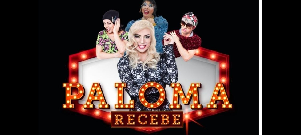 DVD VIRTUAL PALOMA RECEBE