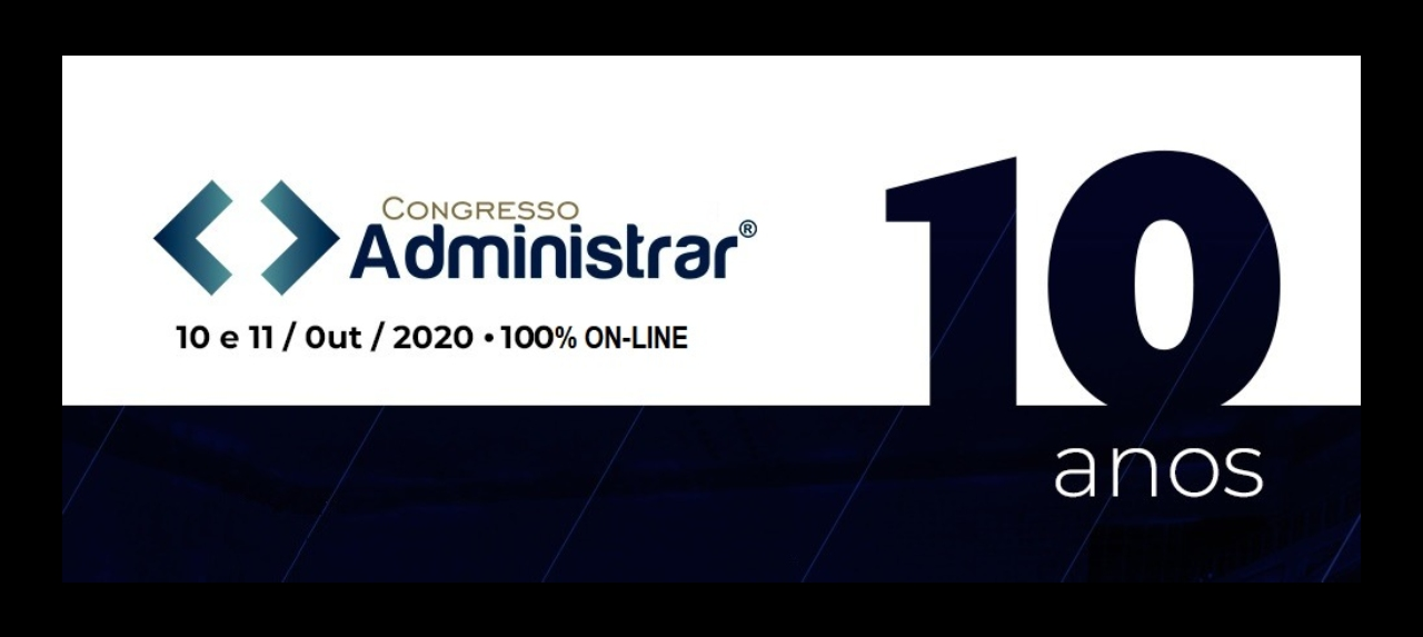 Congresso Administrar 2020 On-line