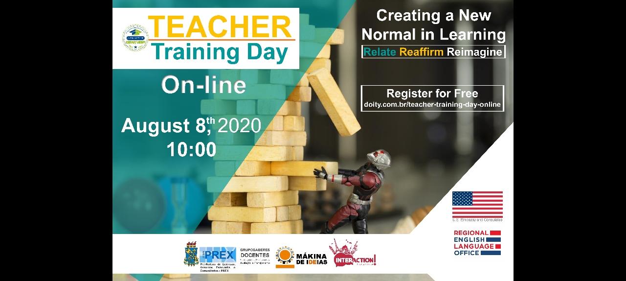 Teacher Training Day Online