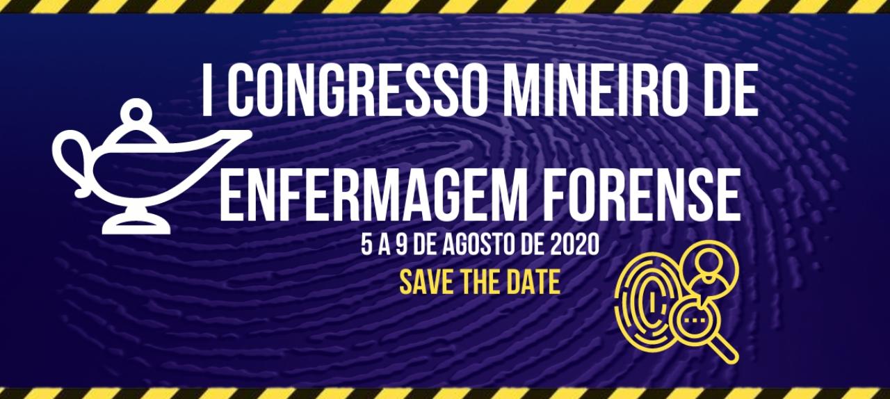 I Congresso Mineiro de Enfermagem Forense