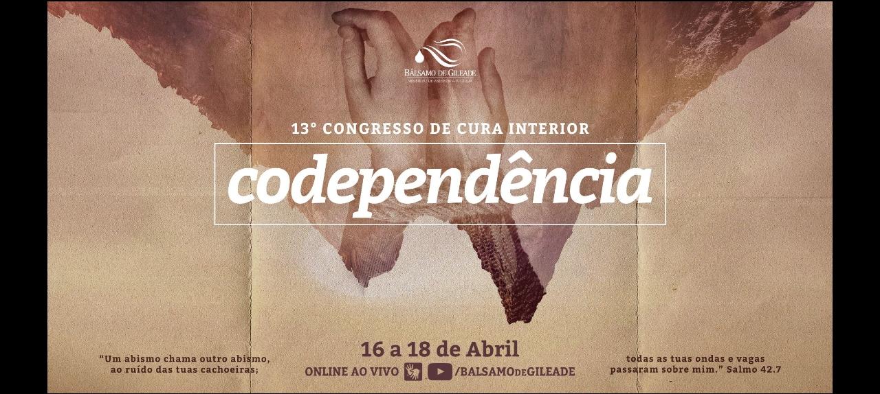 13º CONGRESSO DE CURA INTERIOR