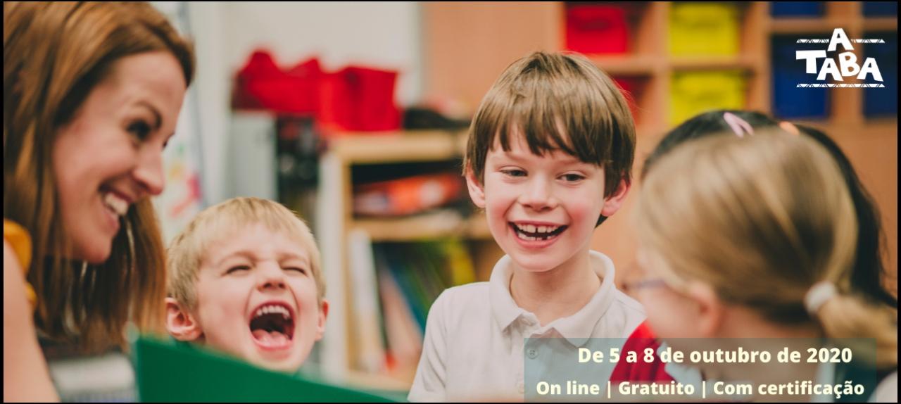 Rodas de Leitura Online para educadores  - Clube de Leitores A Taba
