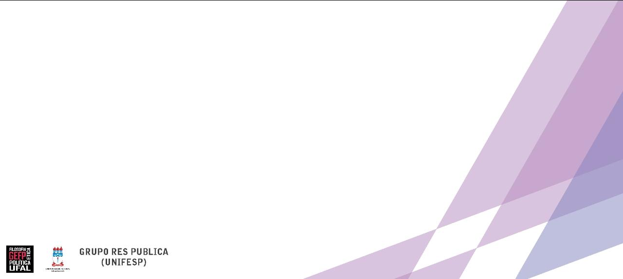III Jornada de Ética e Filosofia Política da UFAL