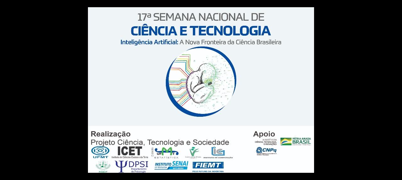 Semana Nacional de Ciência e Tecnlogia da UFMT