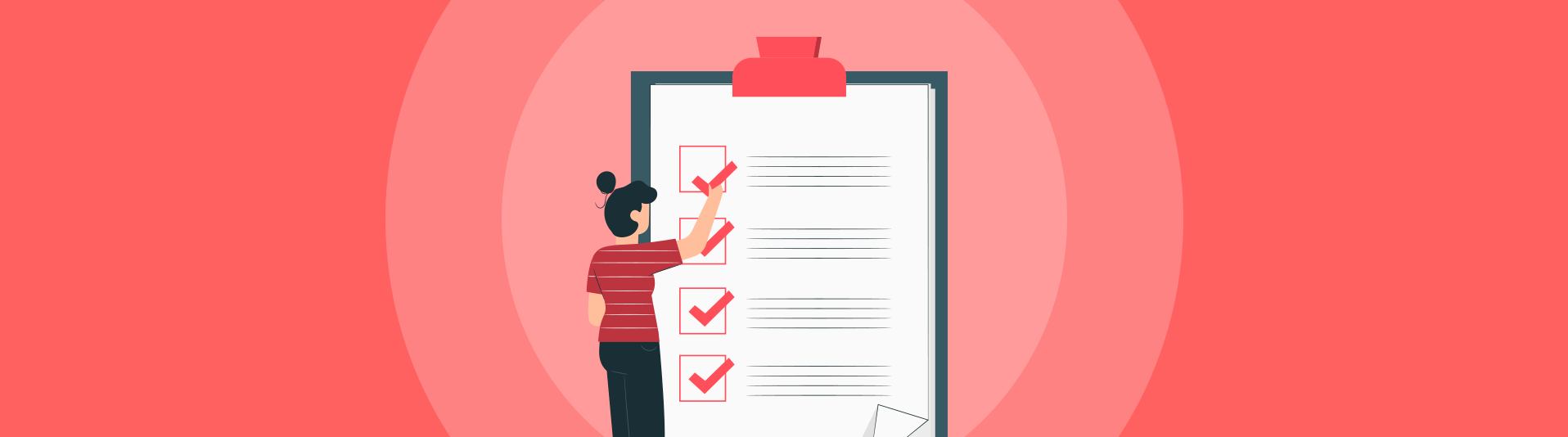 Checklist para eventos online: por que preciso de um?