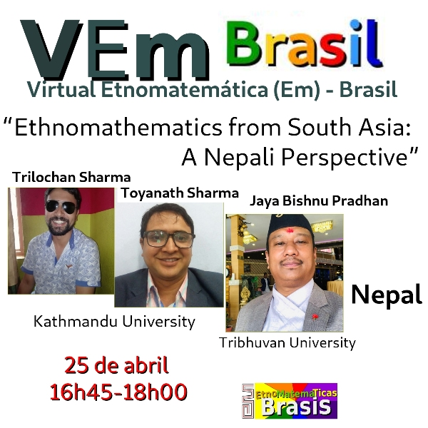 """Ethnomathematics from South Asia: A Nepali Perspective"""