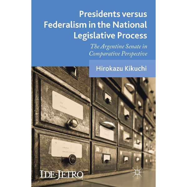 "Lançamento do livro ""Presidents versus Federalism in the National Legislative Process:  The Argentine Senate in Comparative Perspective"""