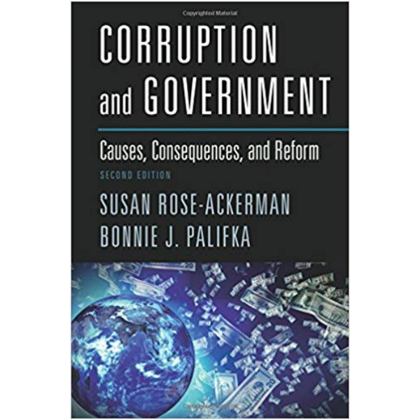 Causes and consequences of corruption, and what to do about it