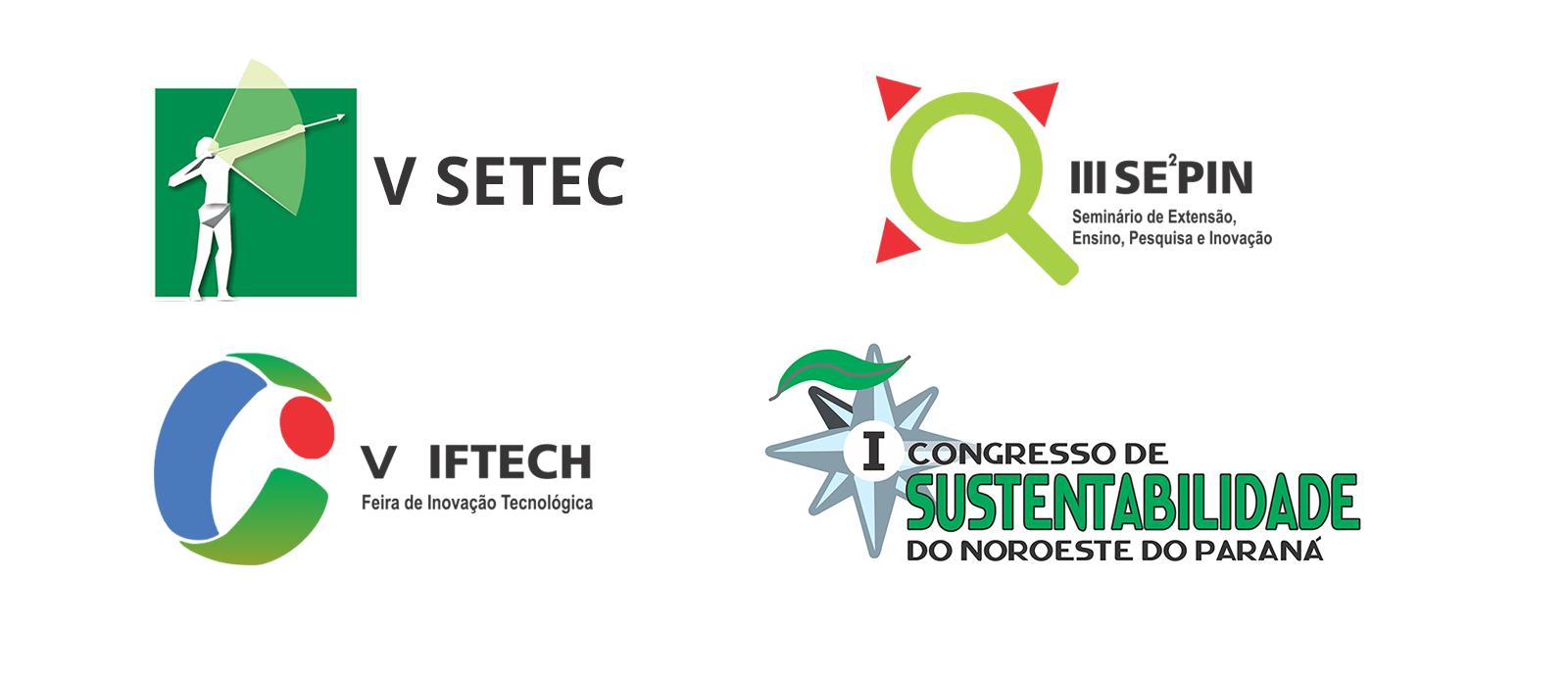 I Congresso de Sustentabilidade do Noroeste do Paraná - Ensino de Ciências e Agrárias