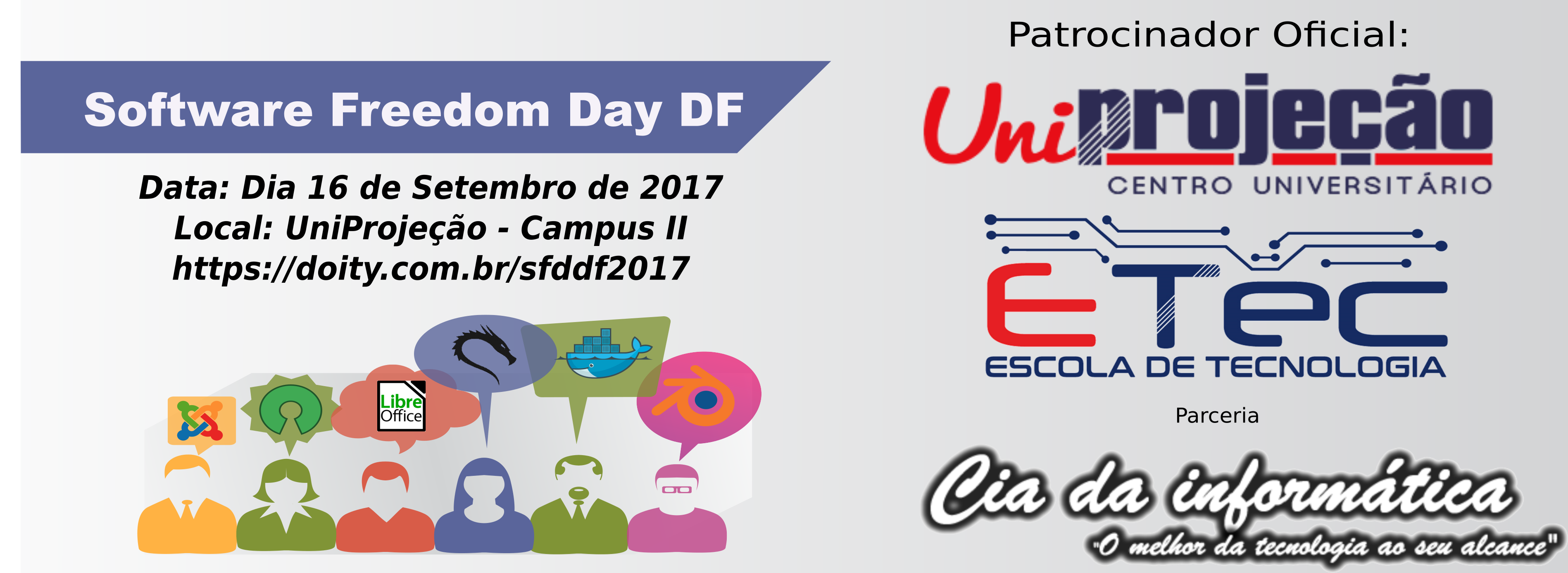 Software Freedom Day DF 2017