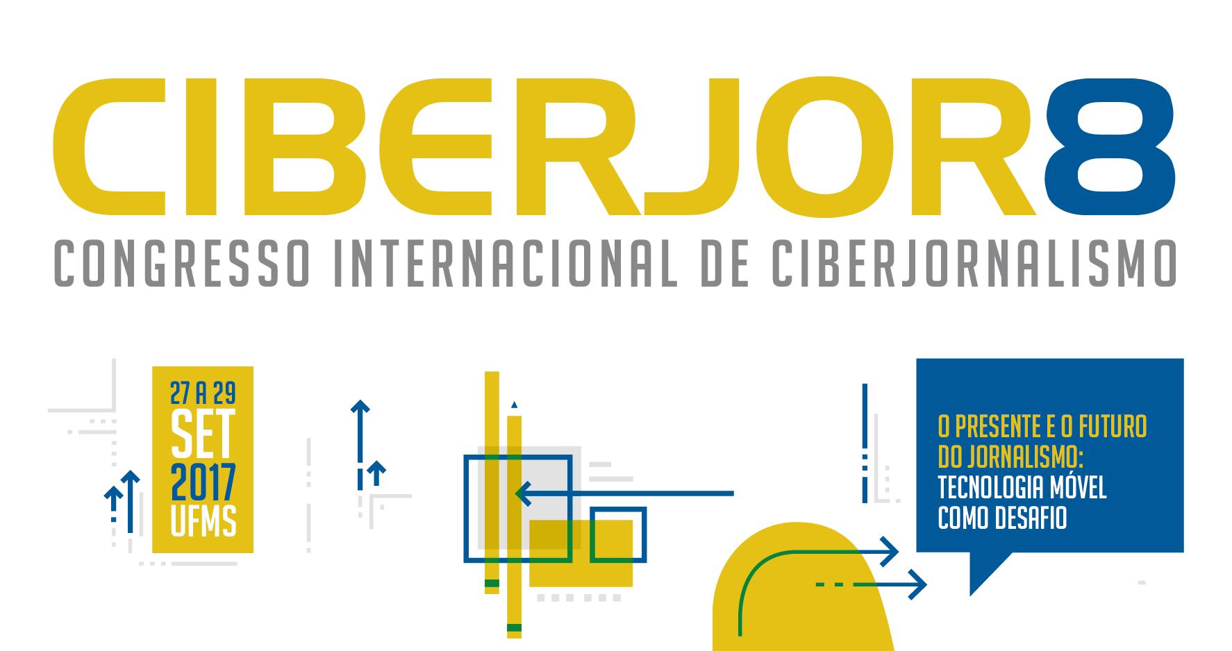 8º Congresso Internacional de Ciberjornalismo