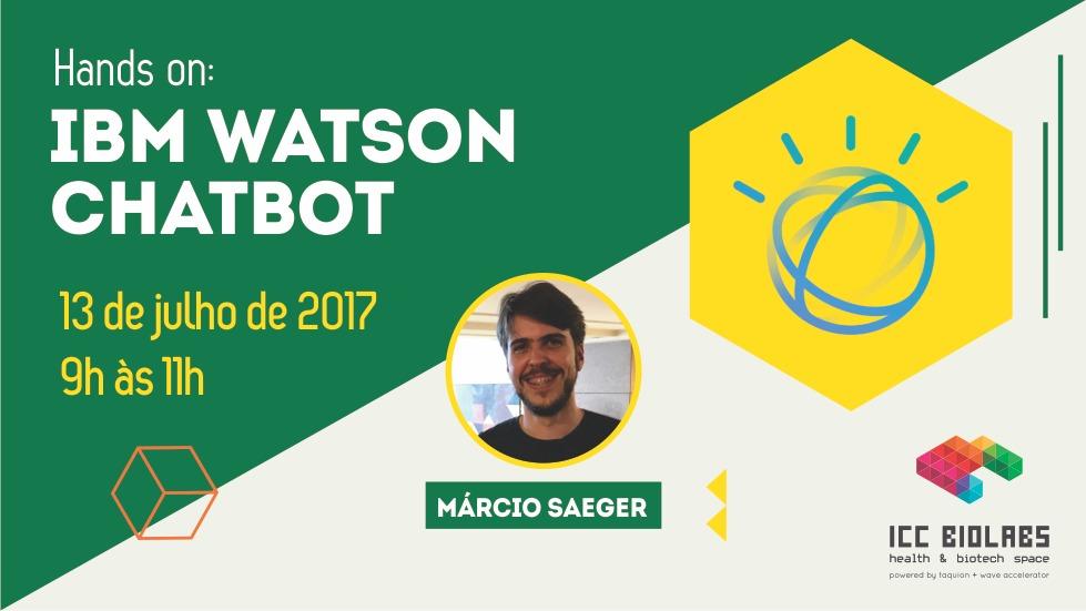 Hands on: IBM Watson Chatbot