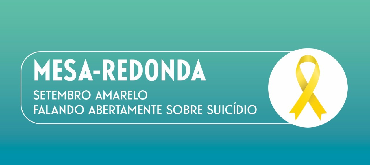 Setembro Amarelo: Falando abertamente sobre suicídio