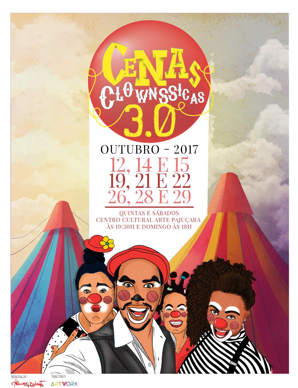 Cenas Clownssícas 3.0