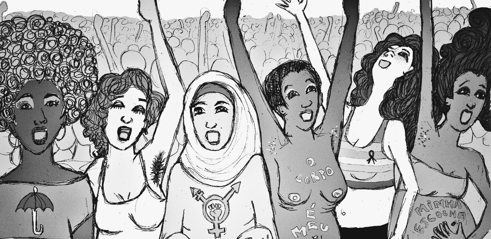 Seminário Gênero, Feminismos e Sistema de Justiça