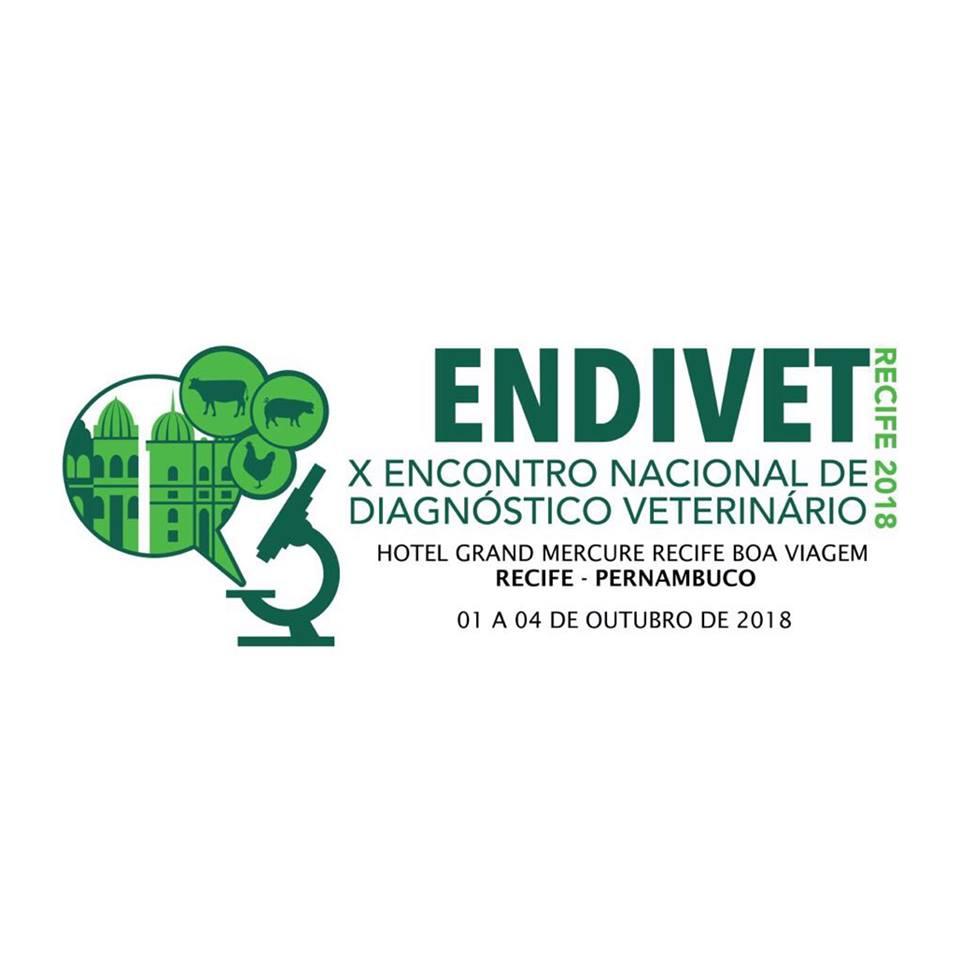 X Encontro Nacional de Diagnóstico Veterinário - ENDIVET 2018