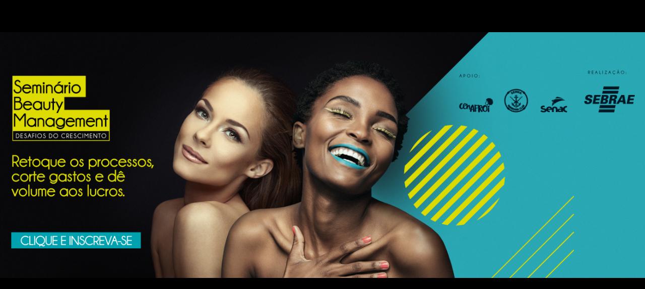 Beauty Management - Seminário Desafios do Crescimento