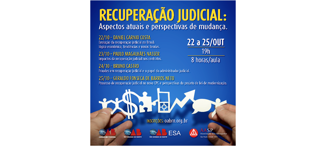 Recuperação judicial: Aspectos atuais e perspectivas de mudança