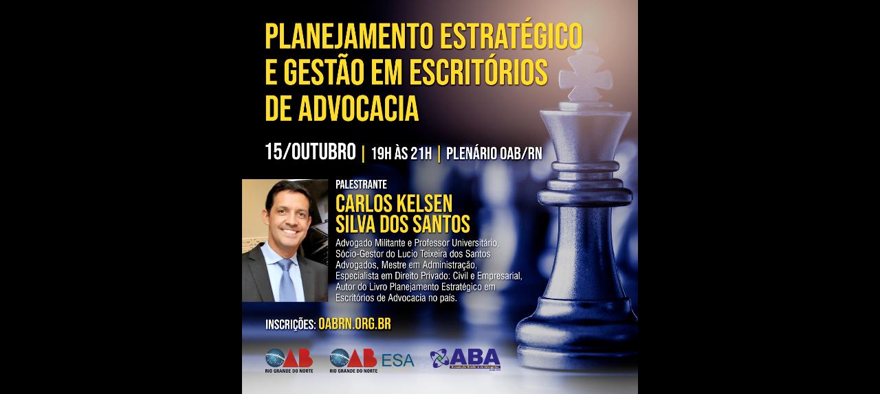 Planejamento Estratégico e Gestão em escritórios de advocacia