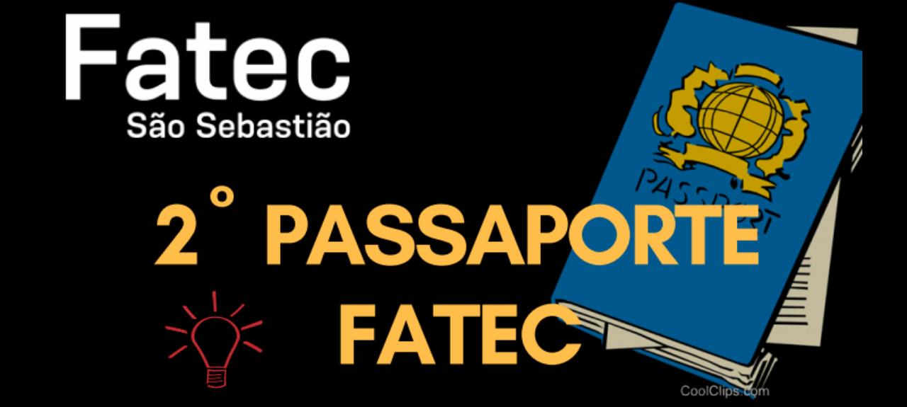 PASSAPORTE FATEC 2018