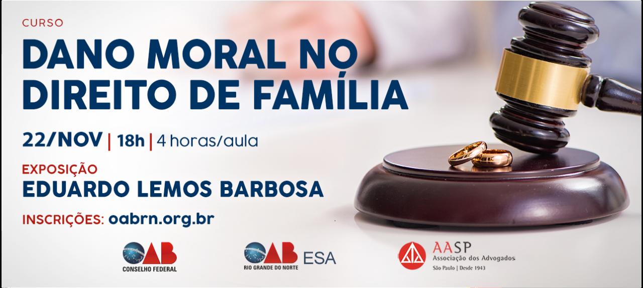 Dano moral no Direito de Família