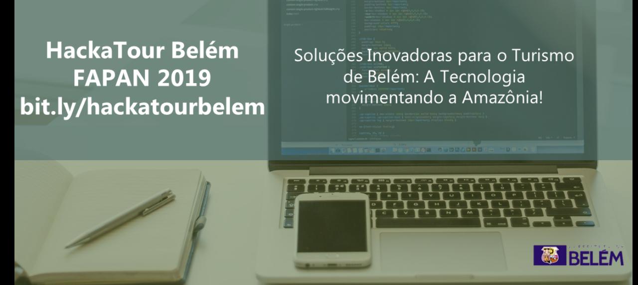 HackaTour Belém Fapan 2019