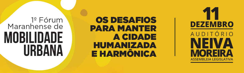 """Resultado de imagem para Fórum Maranhense de Mobilidade Urbana"""""""
