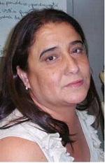 Profa. Cristina Aparecida Lino de Paiva