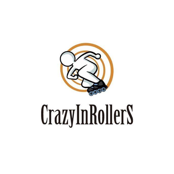 Crazy in rollers