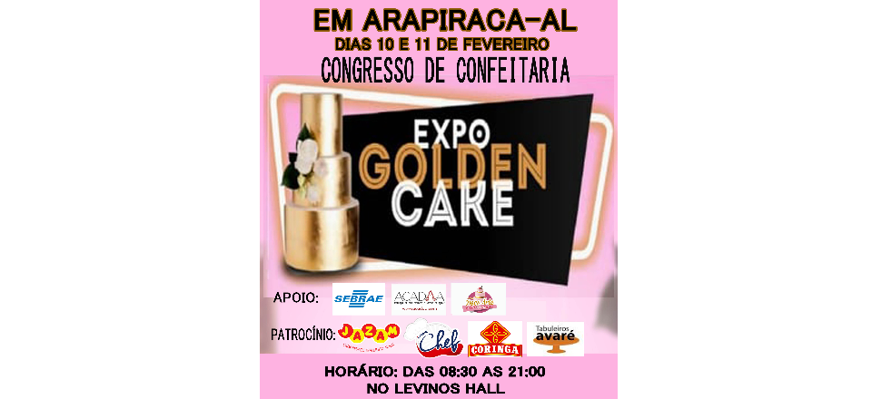 EXPO GOLDEN CAKE